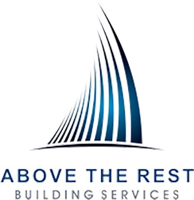 Above the Rest Building Services Sticky Logo Retina